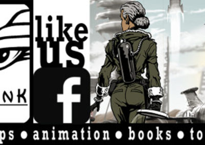 Like us - Matty's Rocket - Dieselfunk Studios