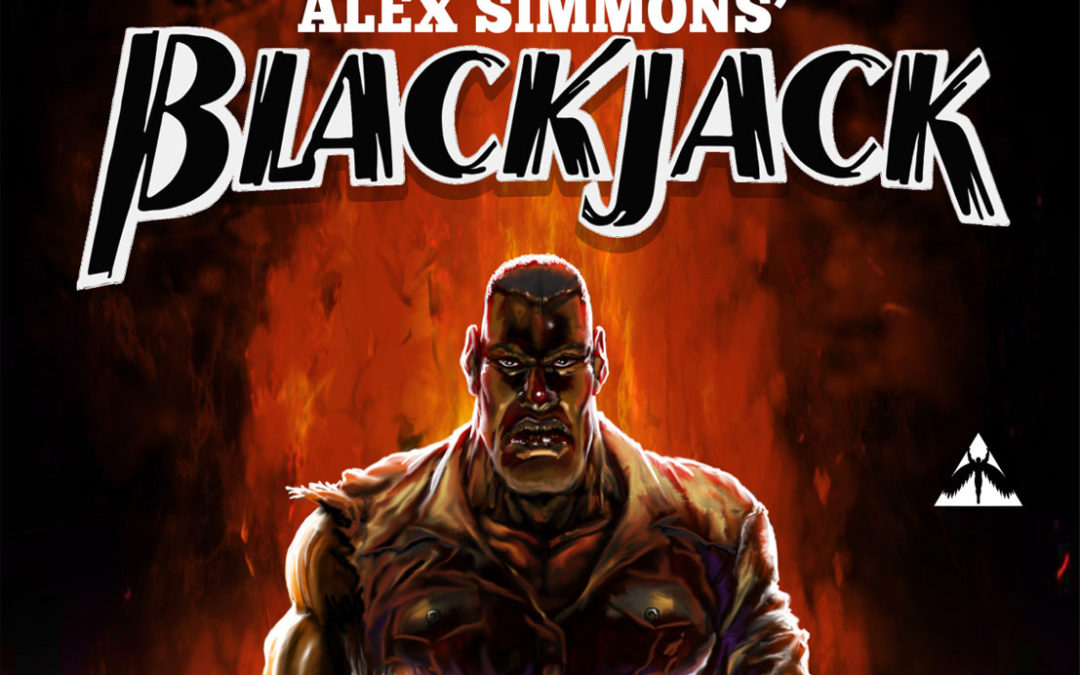 "Alex Simmons Celebrates The Return Of The Globetrotting ""Blackjack"""