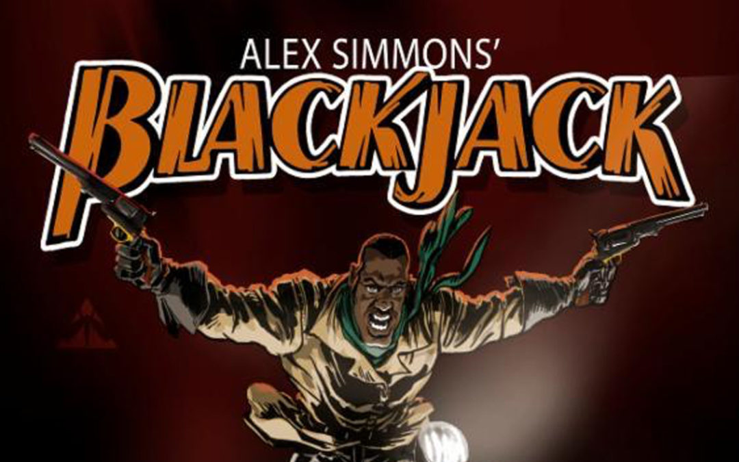 BLACKJACK New Graphic Novel!