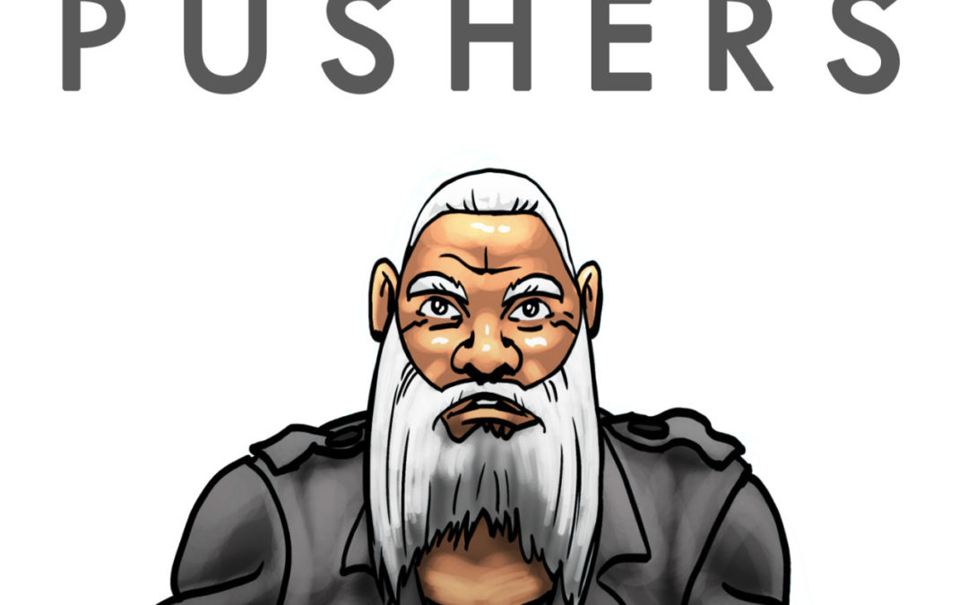 TEDx and Samuel R. Delany's PUSHERS, Matty's Rocket 2