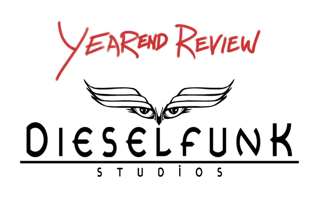 Dieselfunk 2015 Year in Review