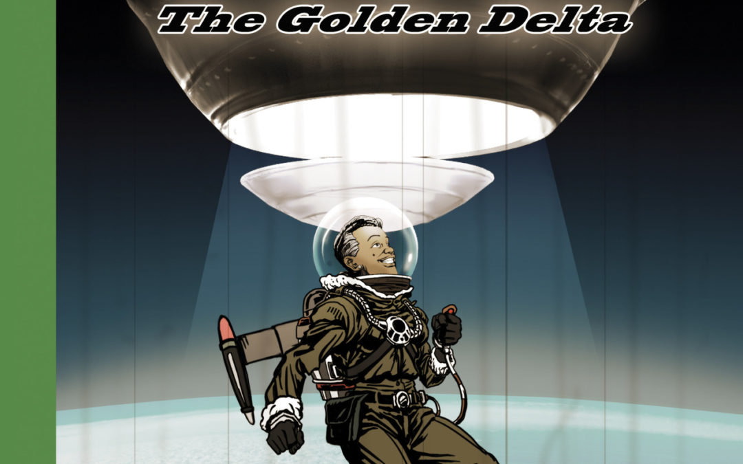 Announcing Matty's Rocket 2: The Golden Delta!