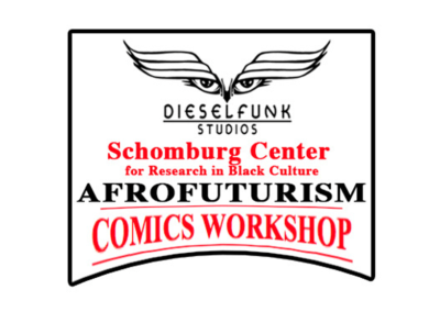Schamburg Center Comics Workshop