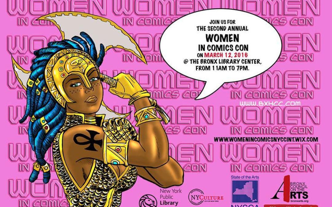 Women In Comics Con