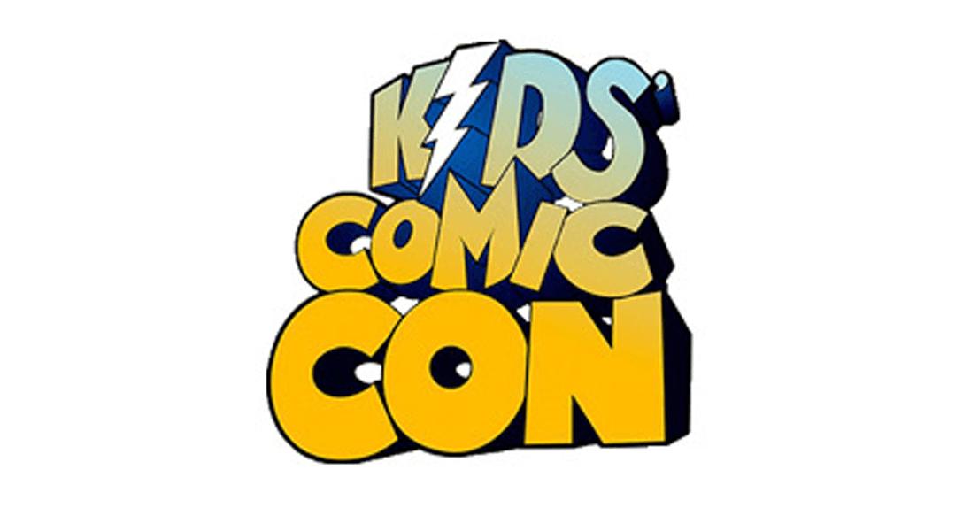 Kids Comic Con Logo