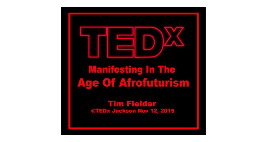 Tim Fielder Tedx Talk