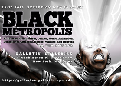 Black Metropolis Reception