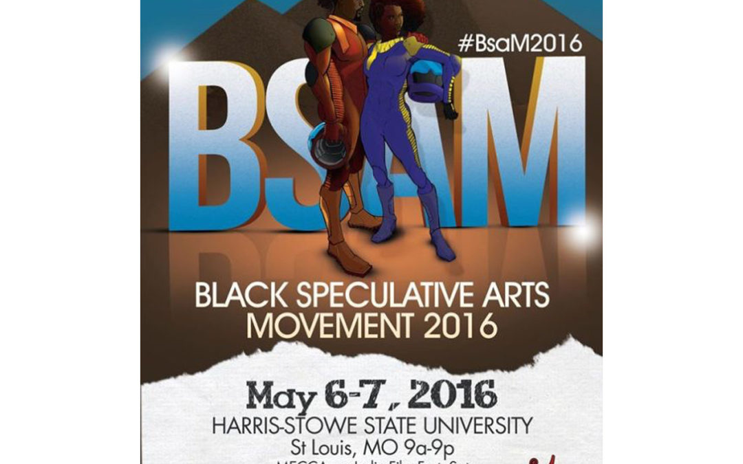 Black Speculative Arts Movement 2016