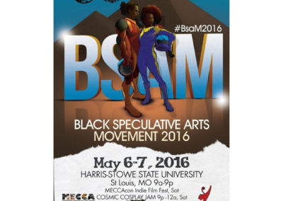 Black Speculative Arts Movement