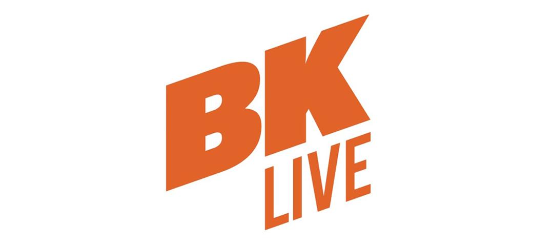 BK Live Logo