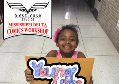 Mississippi Delta Comics Workshop