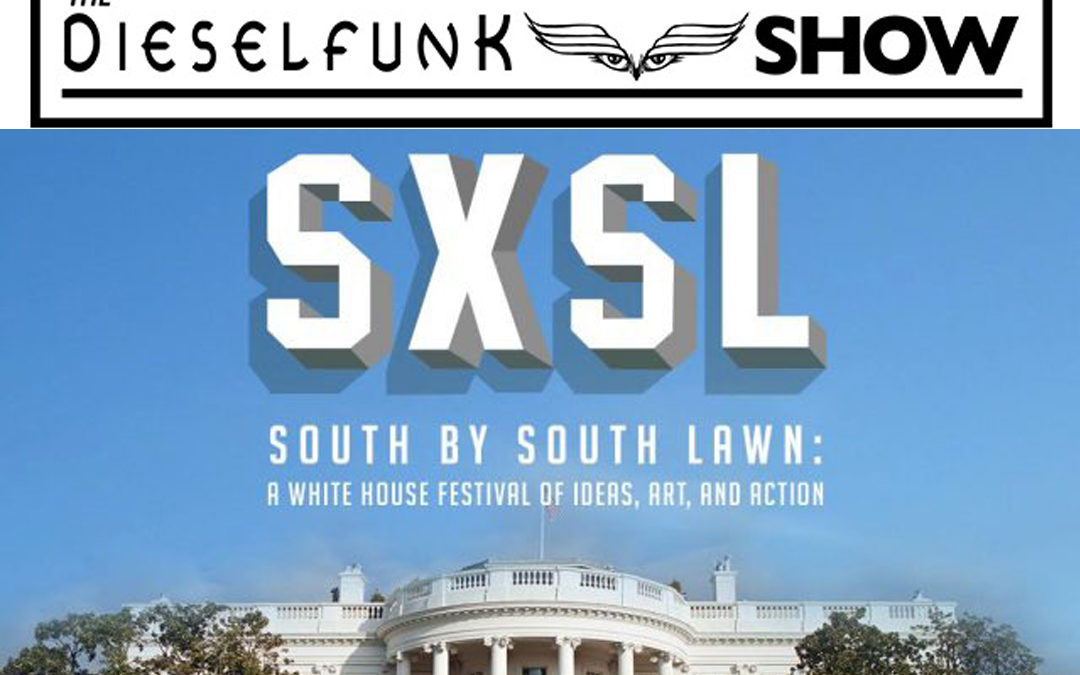 Dieselfunk Show at South By South Lawn SXSL