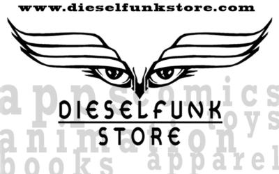 The Dieselfunk Store is Live!