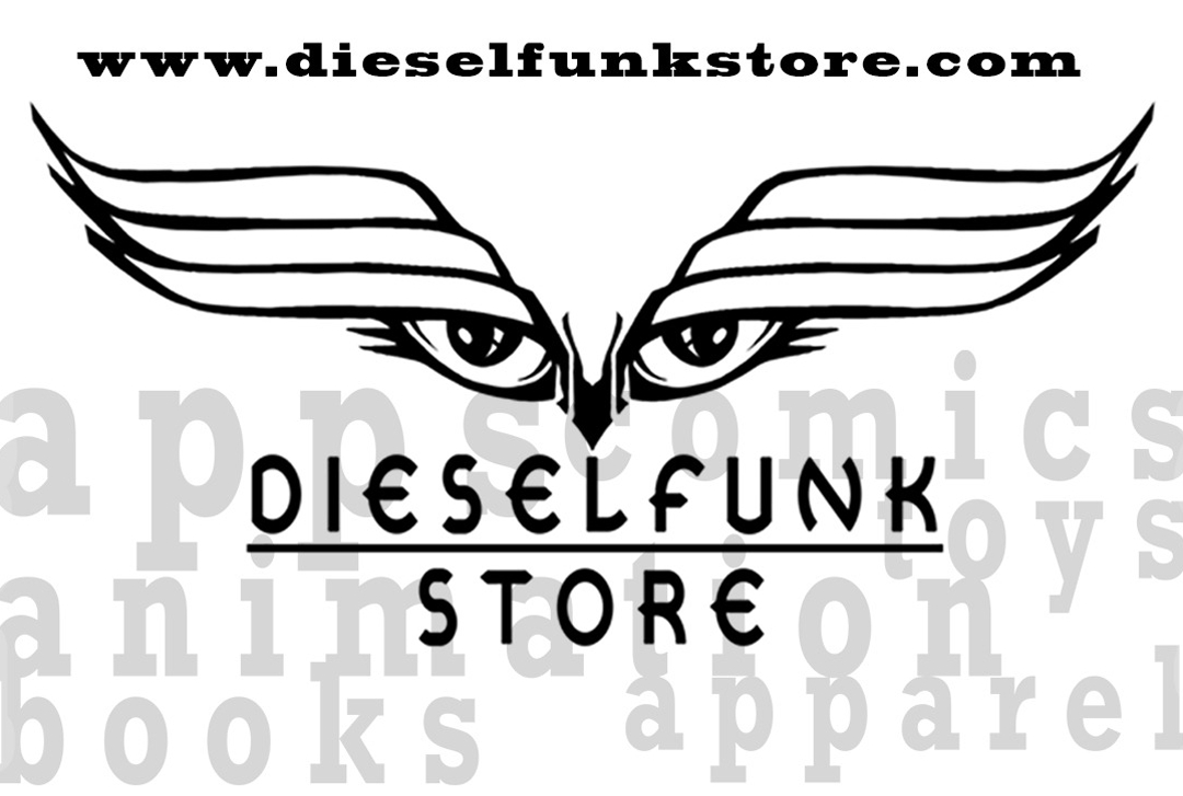 Dieselfunk Store is Live!