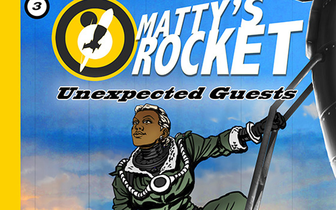 Mattys Rocket 3 Coming Soon