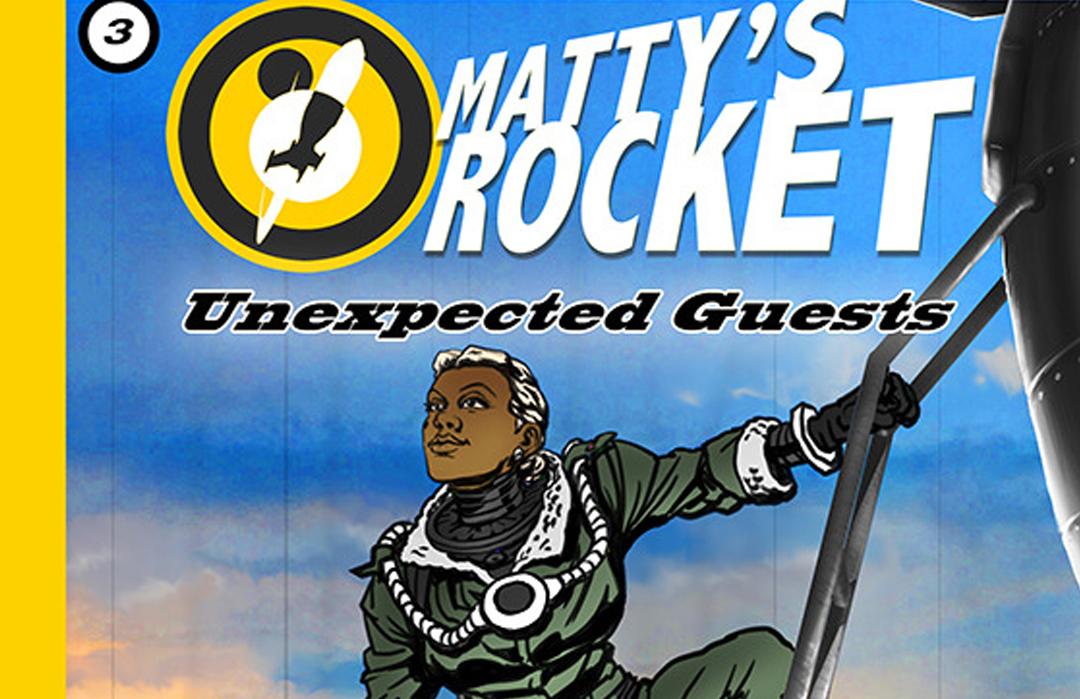 Matty's Rocket Number 3