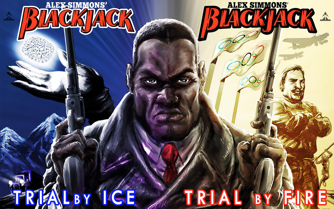 Blackjack on Fire and Ice