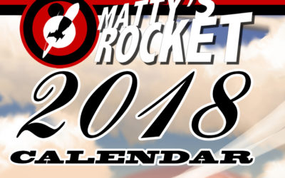 Schomburg Approacheth! Matty's Rocket 2018 Calendar