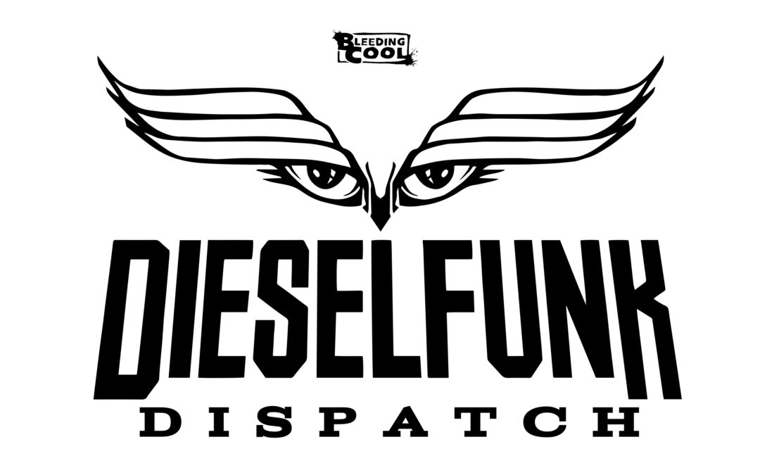 Dieselfunk Dispatch: Advice from Jeff Smith